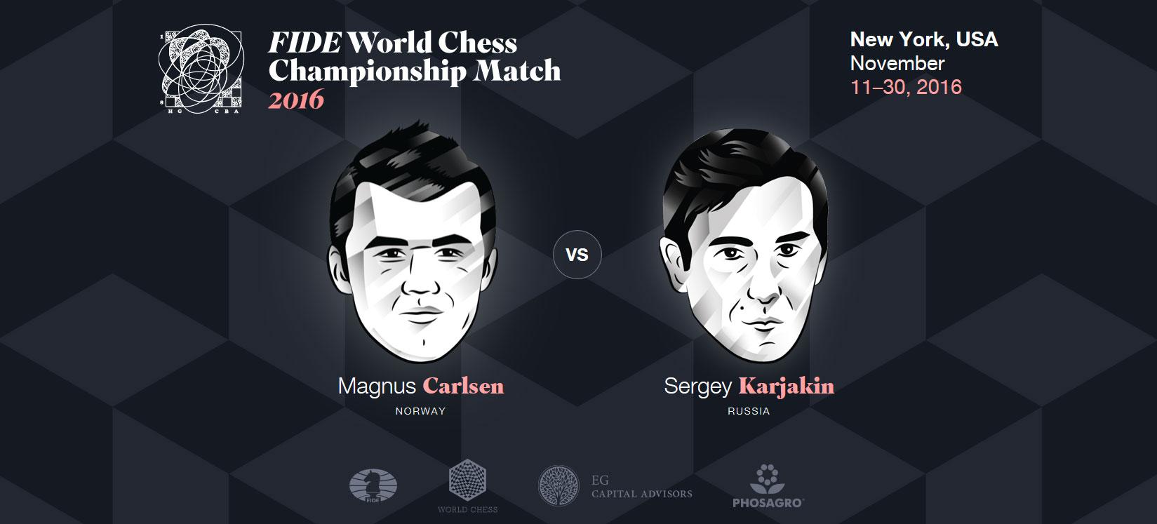 Carlsen Karjakin